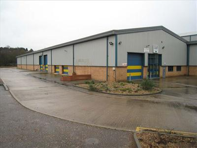 Modern industrial/warehouse unit off Finedon Rd, Wellingborough - established trade counter/ industrial location