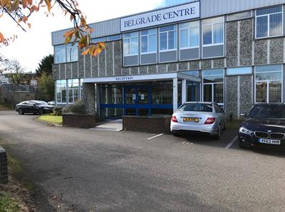 TO LET - Business centre office suites