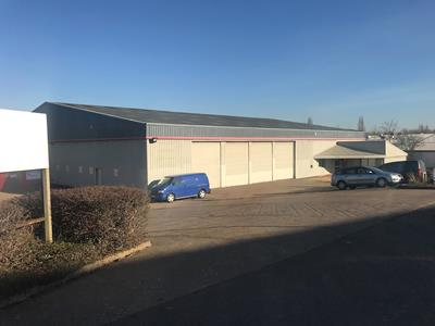 To Let - approx. 23,089 sqft (2,145 sqm) GIA