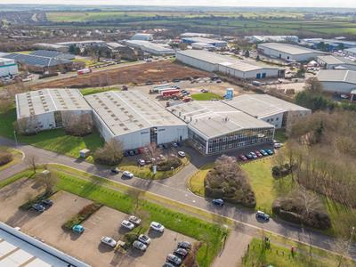 91,000 sq ft Industrial / Manufacturing Unit on Large Site with Potential to Extend