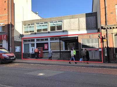 TO LET - Former Post Office Counter Premises