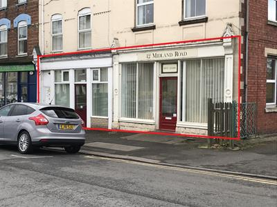TO LET: A2 Retail Premises with Parking