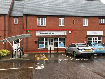 TO LET: Retail premises in neighbourhood centre