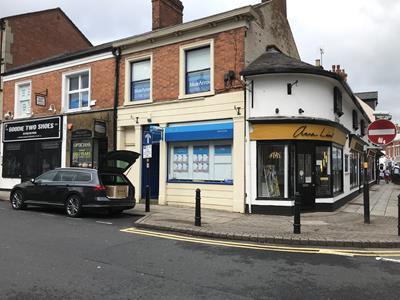 TO LET - Town centre retail premises