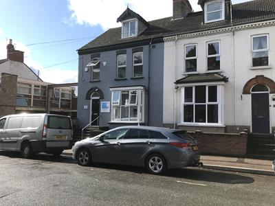 TO LET - Town Centre Premises with D1 consent