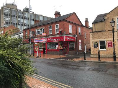 TO LET - Leasehold Established Pizza Take-away Opportunity