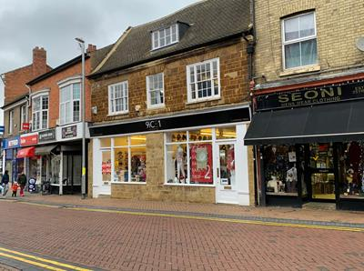 FOR SALE - Town centre retail premises