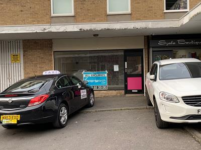 TO LET: Prominent edge-of-town retail premises