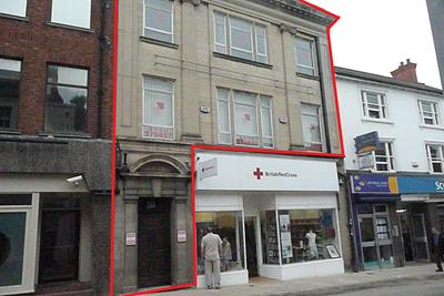 TO LET - Town Centre Offices