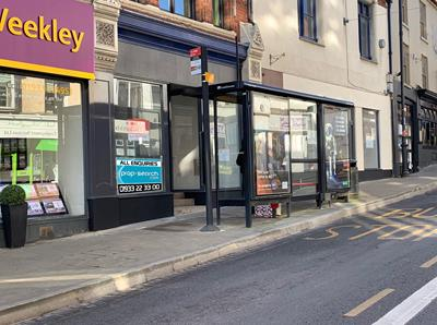 TO LET: Town Centre Retail Premises