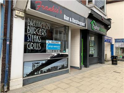 TO LET: Town Centre Restaurant Premises