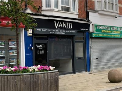 TO LET: Town Centre Retail Shop Unit
