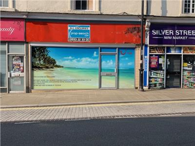 TO LET: Town Centre Retail Unit