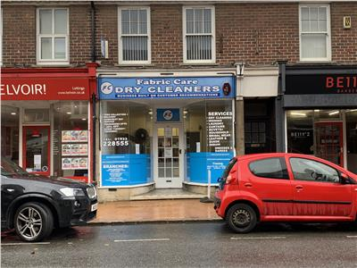 TO LET - Busy main-road retail premises