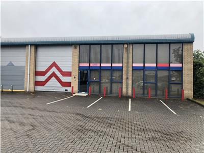 TO LET - For further information, view property.  Newly refurbished trade counter unit