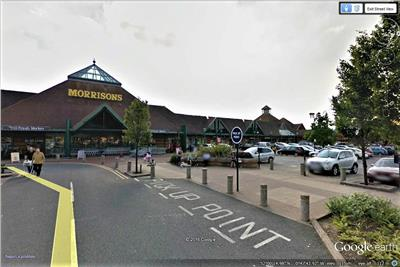 Located in major established local centre retail park