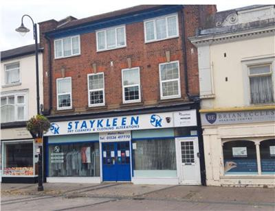 TO LET: Town Centre Ground Floor Retail Unit
