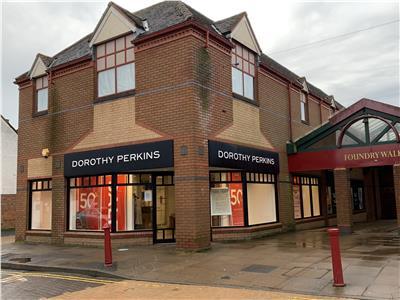 TO LET: Prime Town Centre Retail Unit