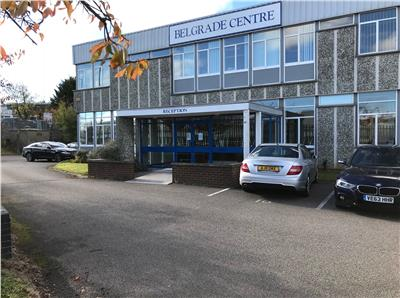 TO LET: Business Centre Offices