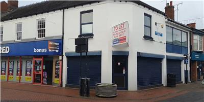 TO LET - Prominent Town Centre Retail Premises