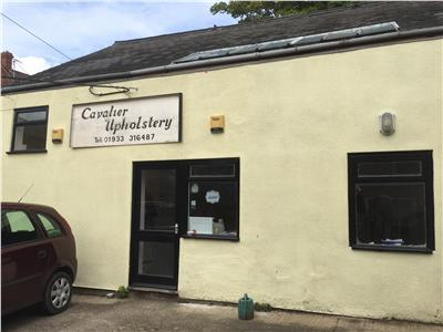 TO LET: Lock-up Business Premises