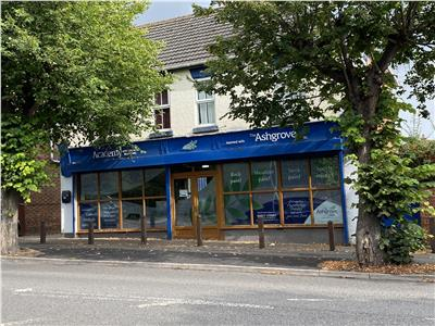 TO LET: Prominent Retail/Office Premises
